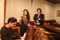 Visita in Italia 25-28 Ottobre 2012